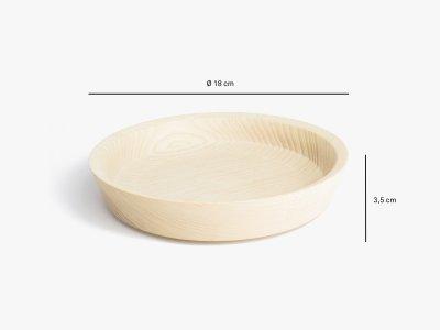 Produktmaße Schale DUA