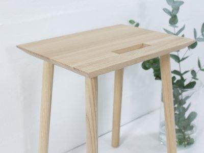 Sitzhocker KNOQDI von kommod Detail