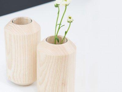 TAKKS Holzvasen von kommod Detail