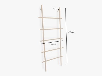 Product dimensions clothes rack LOADAH