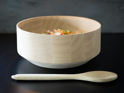 TALSA salad bowl